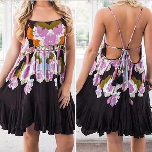 NWT Free People Sweet Lucy swing dress